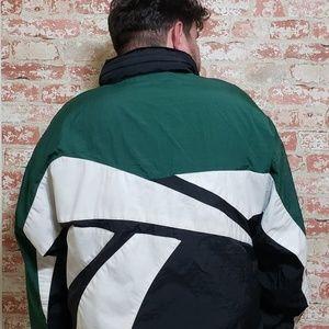 Vintage Reebok Windbreaker Jacket XXL